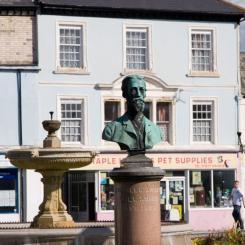 'The Square' - Barnstaple