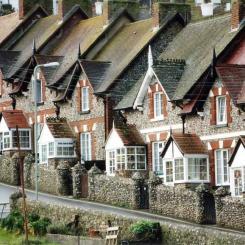 Terraced Cottages - Beer