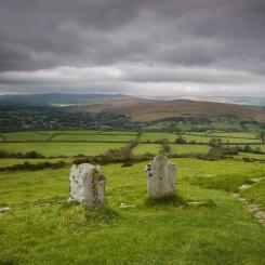 Dartmoor from Brentor