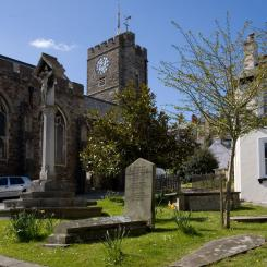 Bideford Church