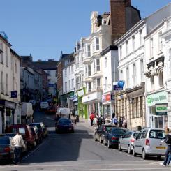 Bideford High Street
