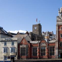 Bideford Library Building