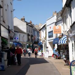 Mill Street - Bideford
