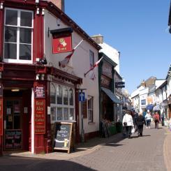Bideford - Mill Street
