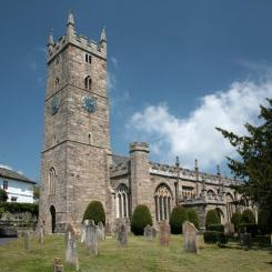 Bovey Tracey Church