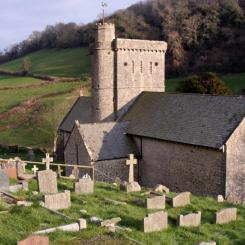 Branscombe Church