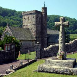 Saint Winifred Church - Branscombe