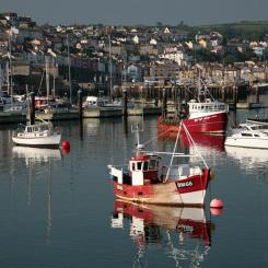 Brixham Fishing Boat