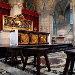 Buckfast Abbey altar