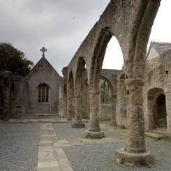 Buckfastleigh Church Ruins