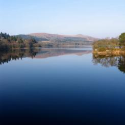 Burrator Reservoir - Dartmoor