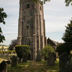 Chagford Church
