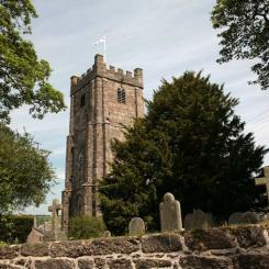 Chagford Church