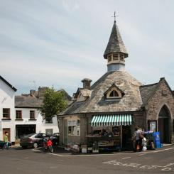 Chagford Market house