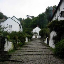 Clovelly Hill