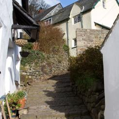 Clovelly Alley