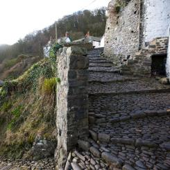 Clovelly Steps