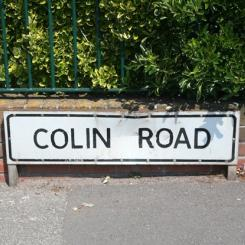 Nice name for a road!