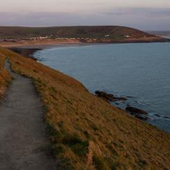 Croyde Coast Path