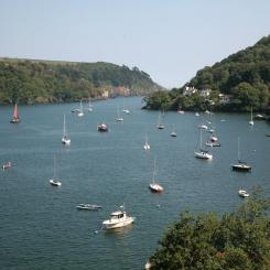 River Dart Mouth