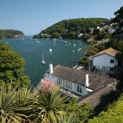 River Dart from Dartmouth
