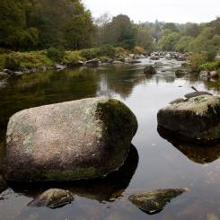 River Dart near Dartmeet
