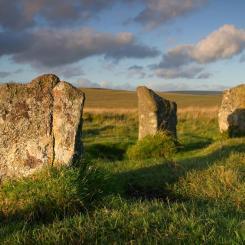 Dartmoor Stone Circle