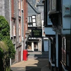 Alleyway in Dartmouth