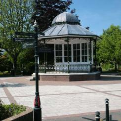 Dartmouth - Bandstand