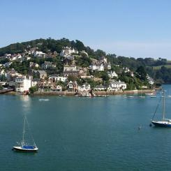 River Dart at Kingswear
