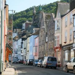 Newcomen Street - Dartmouth