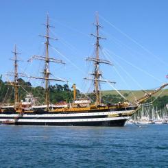 Tall Ship - Dartmouth