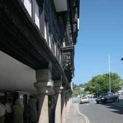 The Butterwalk - Dartmouth