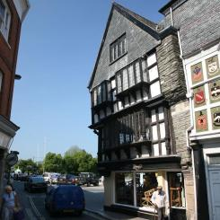Dartmouth Tudor Building