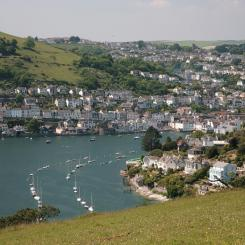 Dartmouth from Kingswear