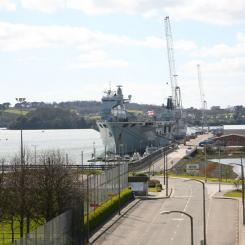 Devonport Shipyard - Plymouth