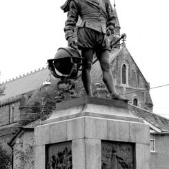 Francis Drake Statue - Tavistock