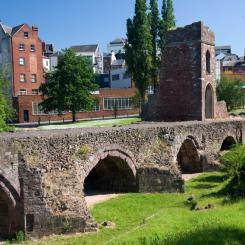 Old Exe Bridge - Exeter