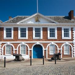 Custom House - Exeter Quayside