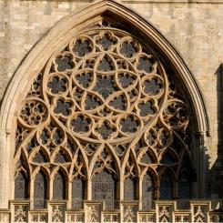 Exeter Cathedral - West Window