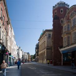 Exeter High Street