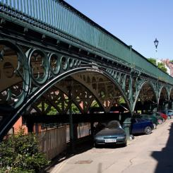 The Iron Bridge - Exeter