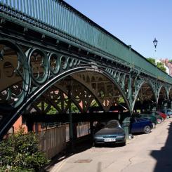 The Iron Bridge - Exeter