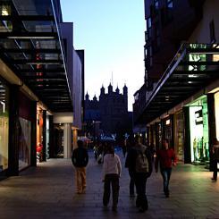 Princesshay Shopping - Exeter