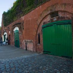 Quayside Lock-ups - Exeter
