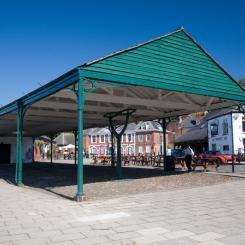 Transit Shed - Exeter Quayside