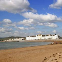 Exmouth hotels