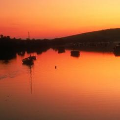 Frogmore Sunset