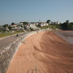 Goodrington Sands Beach - Paignton
