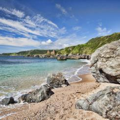 Great Mattiscombe beach